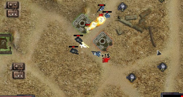 Elite Force DOTA – Warfare Screenshot