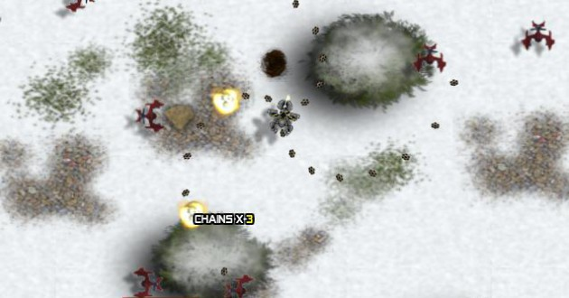 3D Micro Wars Screenshot