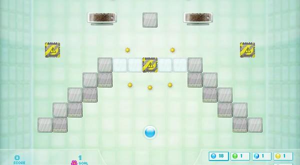Plant Pong Deluxe Screenshot