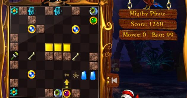 Captain Backwater Screenshot