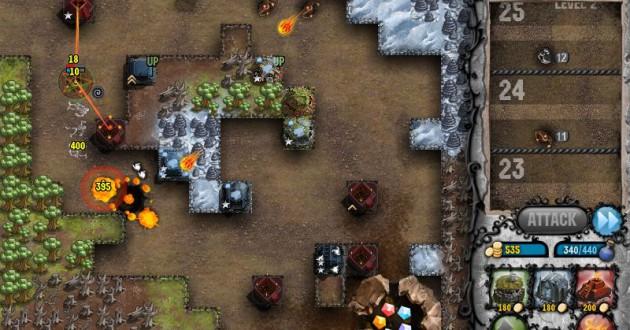 Cursed Treasure Level Pack Screenshot