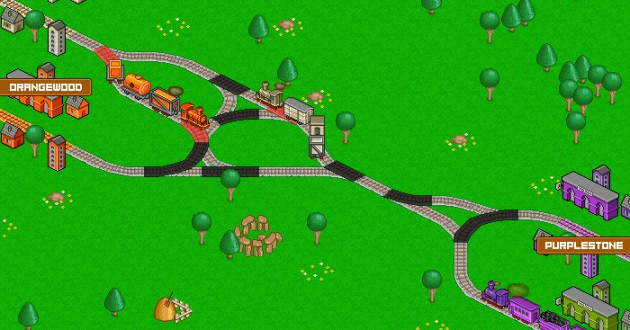 Railway Valley 2 Screenshot