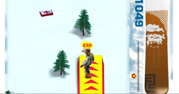 Snowboard Screenshot