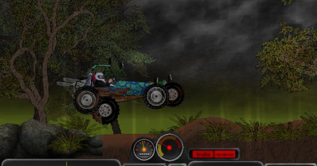 Dirt and Torque Screenshot