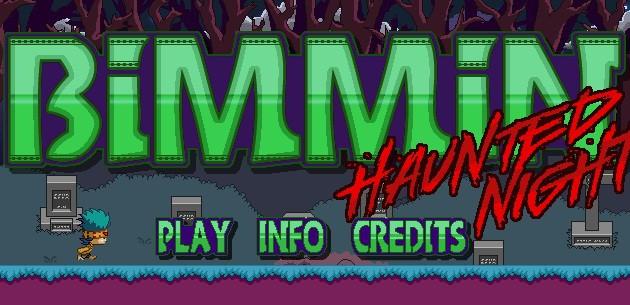 Bimmin Haunted Night Screenshot