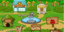 Tower Defense Bloons 5