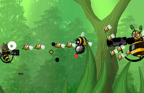 Bee Sting Screenshot