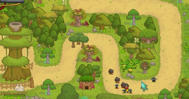 The Utans Tower Defense Screenshot